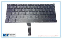 Wholesale 100 NEW UK Keyboard For Mac Book Air quot A1369 A1466 replacement Keyboard MC965 MC503 MD231 MD760
