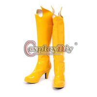 batman shoes for adults - Batman Batgirl Cosplay Boots Version For Adult Halloween Shoes Custom Made D0906
