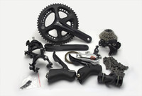 bicycle fittings - Original Road bike ultegra speed groupset road bicycle groupset groupsets bike parts fit for time Sl4 carbon frame