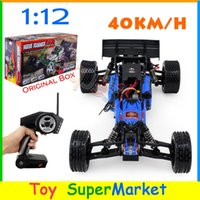 toys electric motor car - WLtoys L959 RC Remote Control Monster Truck km h Toys Car Radio Electric Off Road Motor Kart Buggy Drift Car Formula