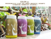 Wholesale Vacuum flask stainless steel vauum flask children thermo flask office mug travel mug Item no GL VF5