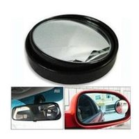 Wholesale 5 cm Car Convex Mirror Roadway Safety Auto Motorcycles Styling Items Gear Stuff Accessories Supplies Products