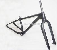 carbon mountain bike frame - KMF er Carbon Fat Snow Bike Frame Carbon Fat Bike Frame Thru axle mm mm