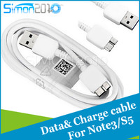 Wholesale S5 Note note5 cable High quality Cord Micro USB Sync Data Charging Cable M FT For Samsung Galaxy S3 S4 S6