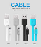 Wholesale Nillkin Universal Micro USB Charge Cable Data Cable cm V A Quick Charge Cable For Sony LG Lenovo HTC Xiaomi HUAWEI