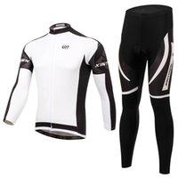 Nouveaux articles Printemps nouveau XINTOWN Cycling Jersey cyclisme Sunscreen fournitures équipement costume de sport sweat-shirt pour hommes et femmes longue section