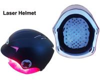 Wholesale New design hair restoration hair regrowth laser helmet OEM service provided laser hair device for restoration