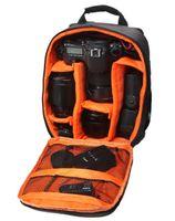 Nylon bag photographers - High quality Waterproof multi function Digital DSLR Camera Video Bag Small SLR Camera Bag for Photographer
