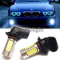 Wholesale X HB3 HB4 H11 W High Power Lens Car LED Headlight Auto Fog LED Bulb Light Daytime Lamp V Xenon White