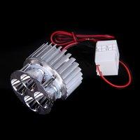 Wholesale Universal W Motorcycle Led Spot Lights LED K Car Fog Light Highlight V Bike Driving Lamp