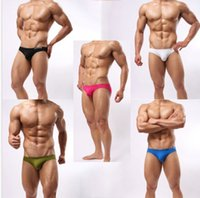 Polyester Men Shorts RUNKS SILKY SMOOTH BREATHABLE FABRIC Mens Swimwear Bathing Suit sheath cool briefs for Swim swimming Trunks