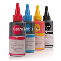 Wholesale New colorful ML Compatible Refill Ink for HP for Canon for Samsung for Lexmark for Epson for Dell for Brother Inkjet Printer