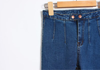 beautiful women jeans - women summer autumn winter shuangkou beautiful skinny jeans pencil pants