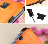 audio dust covers - 100sets mm Audio Dust Plug Data Port dust cover for Samsung HTC