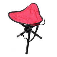 Wholesale Hot Slacker Folding Portable Travel Chair Stool Outdoor Camping Fishing Hiking Leg