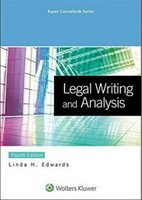 Wholesale 2015 New Legal Writing and Analysis Aspen Coursebook th edition by Linda H Edwards Paperback