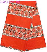 Wholesale african designs dutch wax prints fabrics guaranteed TATA ankara prints block fabrics yards a piece