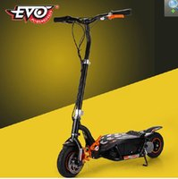 Wholesale EVO electric scooter folding ES03 authentic adult mini portable electric car instead of walking electric bicycle