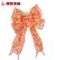 accessories hong kong - Hong Kong Hang Christmas Decoration cm Christmas tree decoration accessories necessary bow pendant g
