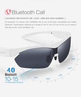 fm bluetooth sunglasses - K2 hand free stereo bluetooth smart sunglasses answer phone call play music FM radio voice navigation