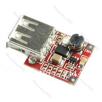 boost phones - G104 DC DC Converter Step Up Boost Module V To V A USB Charger For MP3 MP4 Phone