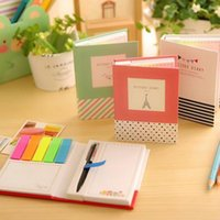 memo pad - Cute Mini Diary Notebook Creative kawaii notebook Notepad Legal pad sheets Office Memo Pad School Supplies Writing Pads