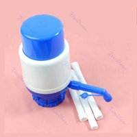 Wholesale alex Set Gallon Bottled Drinking Water Hand Press Manual Pump Dispenser New