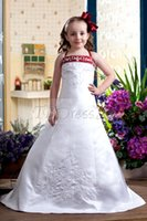 beautiful christmas photos - Flower Girls Dresses Vintage Cute Fashion New Pageant Kids Dances Wedding Formal Pretty Country Cheap Glitz Beautiful Floor Length Beauty
