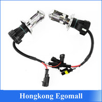 Wholesale Bi xenon H4 HID W V K K K K K K H4 Hi Lo H4 Bi xenon H4 bixenon lights headlight lamps bulbs