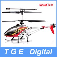 plastic model aircraft - Syma Model Aircraft S37 Alloy Channel Sculls Remote Control Aircraft Fun Educational Toys Outdoor Toys Helicopter