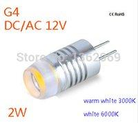 Wholesale LED Bulbs X G4 v White LED Bulb PC LED Lighting Bulbs Hot Sale Tubes SMD5730 Warm White White Corn Light Bulb W Pin Lamp Bar K