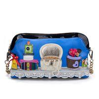 Wholesale Summer original European and American women bag shoulder messenger bag small bag fashion creative personality hand trade package mini