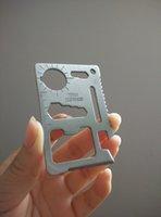 multi purpose knife - Multi Purpose Tool Card Knife with stainless steel
