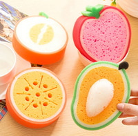 Wholesale Home Kitchen Tool Fruit Dish Bowls Pan Washing Cleaning Cloth Melamine Magic Sponge Scouring House tableware Cleaner