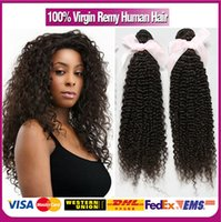 Cheap 4pcs Malaysian curly hair Best kinky curly virgin hair