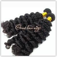 best natural hair dye products - Best Quality Hair Products Unprocessed Brazilian Hair Extensions Dyeable Hair Bundles Deep Curly Wave Virgin Wavy Human Hair Weave Weft