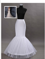 Cheap 2014 Wedding Dress Fish Tail Underskirt Stretch Fabric Bridal Accessories White All Match Wedding Accessories Lace Petticoats XL01