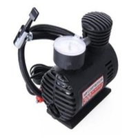Cheap 12V electric air pump for blow up the tires and basketball include air pipe and power line home appliance supply