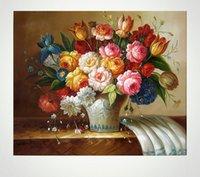 Cheap Paintings Best Modern Floral Still Life