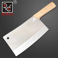 big pork - tainless steel Kitchen Knives Cooking Tools handmade cut bone chop bone chop steak pork big bone knife Germany imported
