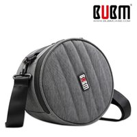 Wholesale BUBM professional DJ earphones headphones headset storage bag headphonecarring case pouch Portable package Travel bag