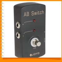 ab switch pedal - New JOYO JF AB Switch V Battery Electric Guitar Effect Pedal True Bypass
