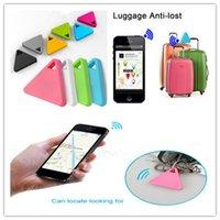 Alarma 20pcs Bluetooth Anti-Perdida inteligente GPS del coche sistemas de cámaras cabrito de los niños del perseguidor de control remoto inalámbrico disparador para el iphone Samsung