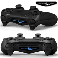 Cheap For Playstation 4 LED Light Bar Decal   Sticker for Sony PS4 Dualshock Controller PS4 sticker