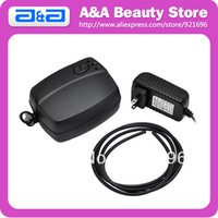 air compressing - Black Single Action Airbrush Makeup Air Compress For Cosmetics Sunless Tanning Cake Decorating Temporary Tattoos Nail Art