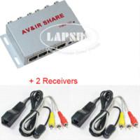 av repeater - NB201 Wired AV TV Video Audio Transmitter Sender Receiver IR Infrared Repeater Extender Adapter with Emitter Receiver New