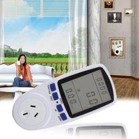 Wholesale UK Energy Meter Watt Voltage Volt Moniter Analyzer with Power Factor