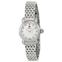 michele watch - Michele Watches Women s Csx Pav Diamond Diamond Bracelet MWW03A000235