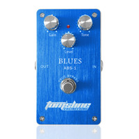 abs effect - Aroma ABS Blues Distortion Electric Guitar Effect Pedal Aluminum Alloy Housing True Bypass with Adjustable Knobs
