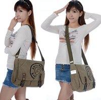 army satchel - Totoro Canvas strap Messenger Bag shoulder bag for Girl